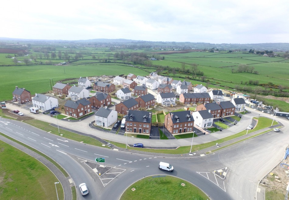 Final few homes available at Ollar Valley Ballyclare